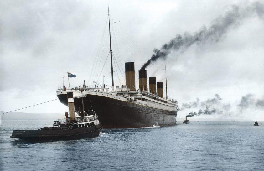 TITANIC – mítosz és valóság