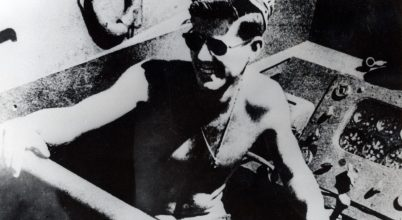JFK, a haditengerész