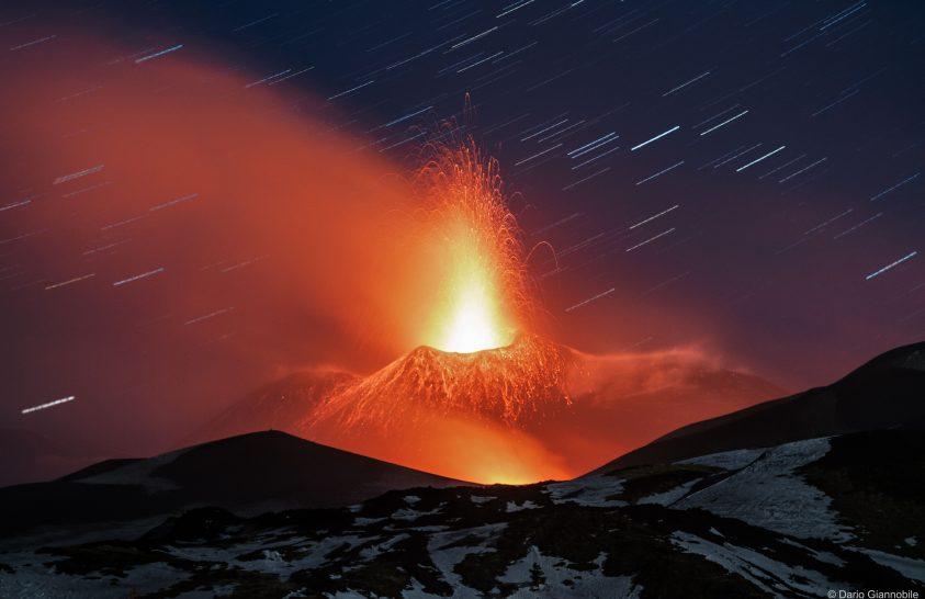 A nap képe: Amikor kitört az Etna