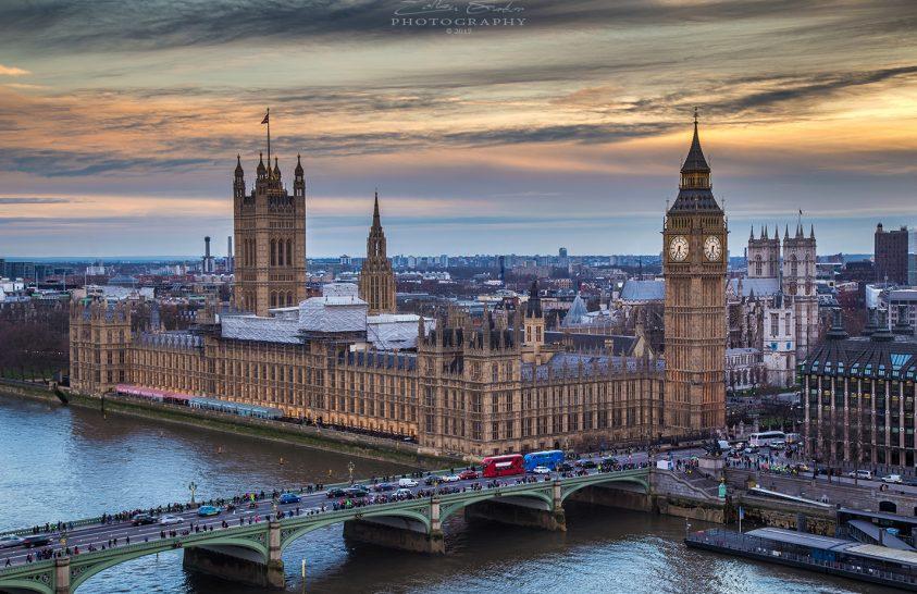 A nap képe: A Big Ben és a Parlament