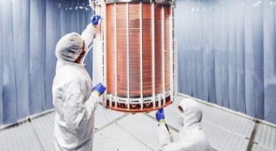 A legérzékenyebb detektor a sötét anyagot is kimutathatja