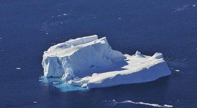 Ivóvíz az Antarktiszról
