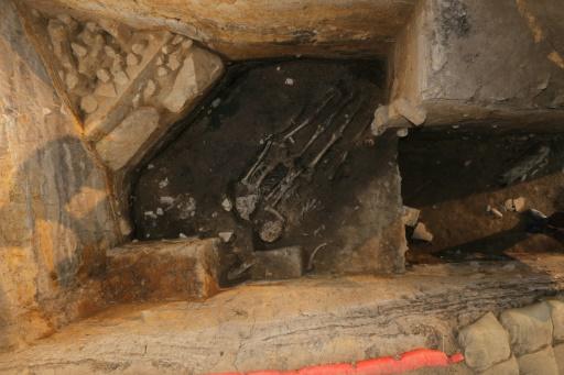 Ősi emberáldozatra utaló leletet találtak dél-koreai régészek