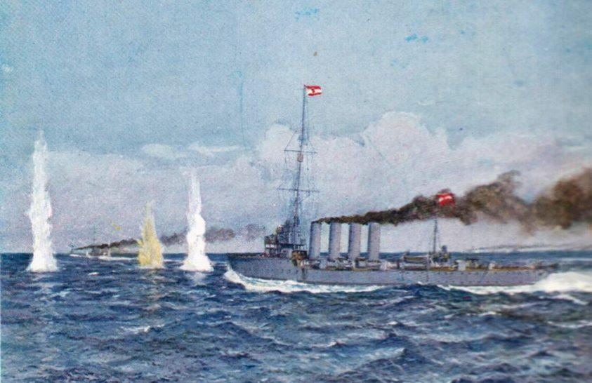 Otrantó, 1917