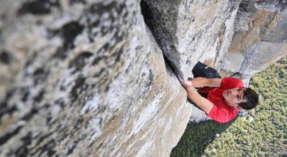 Kötél nélkül, egyedül mászta meg a közel ezer méteres sziklafalat
