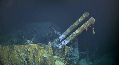 Közel 80 évet várt a világháborús hajóroncs a felfedezésre