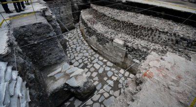 Lenyűgöző azték templomra bukkantak Mexikóban
