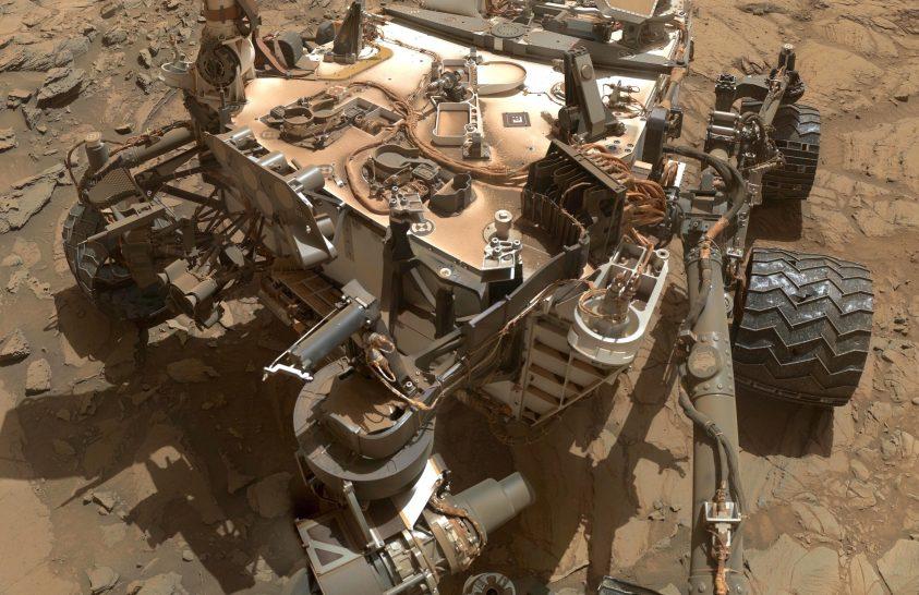 Drámaian átalakult a Mars 3,5 milliárd évvel ezelőtt