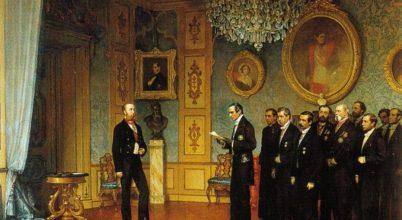 A mexikói császártragédia vége
