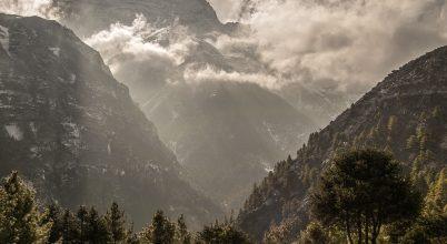 A nap képe: Misztikus Khumbu