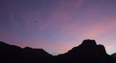 A nap képe: Napkelte Dél-Afrikában