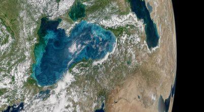 Váratlanul megváltozott a Boszporusz színe