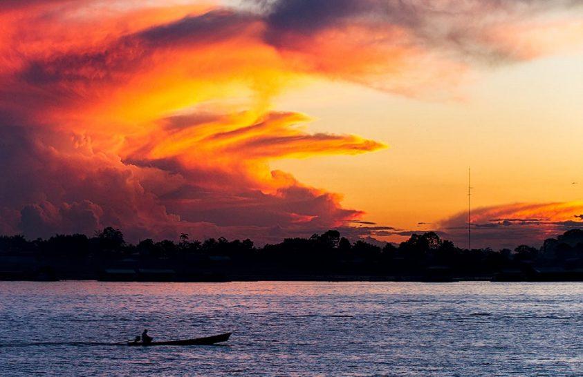 Duzzasztógátak tehetik tönkre az Amazonas-medencét