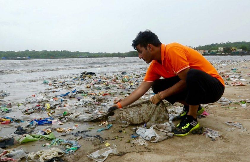 Egy fiatal indiai jogász környezetvédelmi akciója