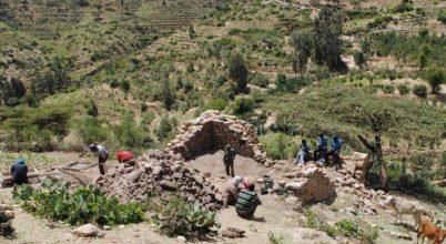 Megtalálták az óriások eltűnt városát Etiópiában