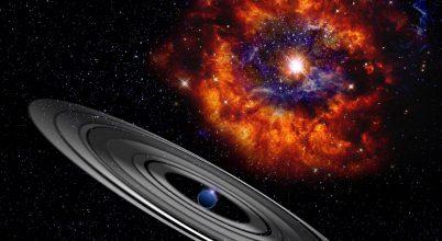 Hatalmas gyűrűrendszere lehet a távoli exobolygónak