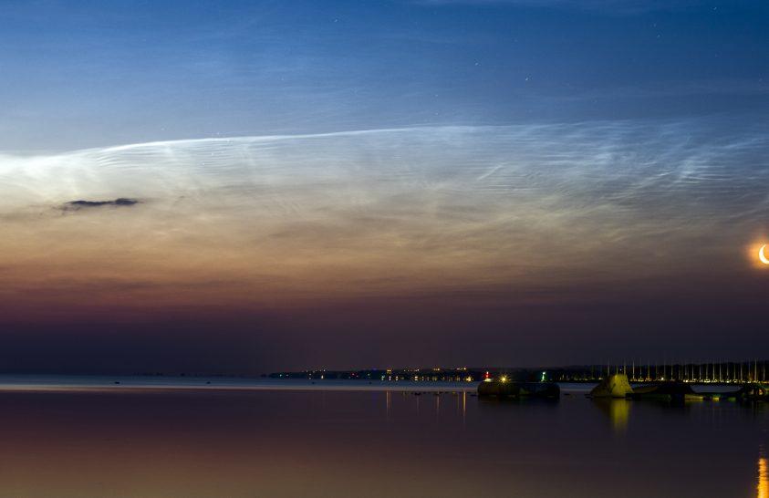 Nyári éjszakák különleges égi tüneménye