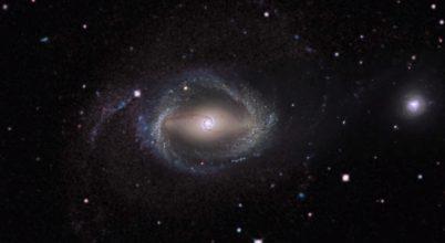 A Hubble megörökítette az űrbéli Dávid és Góliát harcát