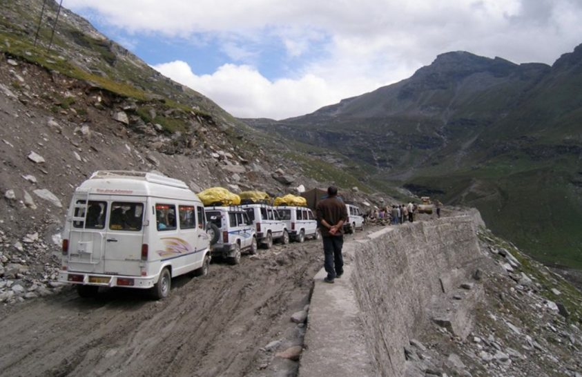 Kénes ügyek a Himalájában
