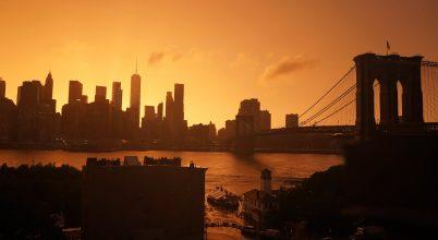A nap képe: Naplemente az Egyesült Államokban