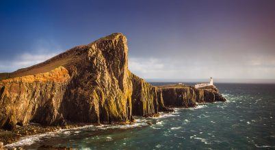 A nap képe: A skóciai Skye-sziget egyik ékköve