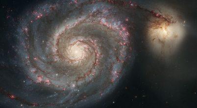 Emésztési zavarral küzd a távoli fekete lyuk