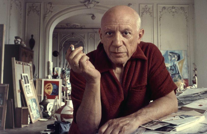 Pablo Picasso lesz a NatGeo új Géniusza