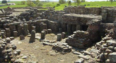 Római kori leveleket találtak Hadrianus falának közelében