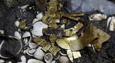 Aranykincsre leltek Mexikóváros kellős közepén