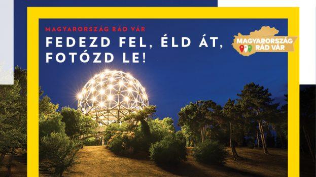 Örökítsd meg hazánk tájait: mutasd meg képekben a Te Magyarországodat!