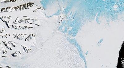 Gigantikus jéghegy vált le az Antarktiszról