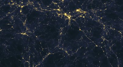 Szuperhalmaz ragyogott fel a világegyetem peremén