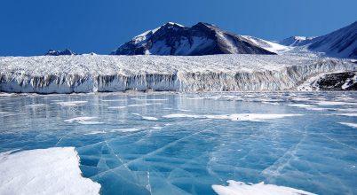 Közel száz rejtőzködő vulkánt fedeztek fel az Antarktisz jege alatt
