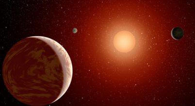 Föld-szerű exobolygó keringhet a közeli rendszerben