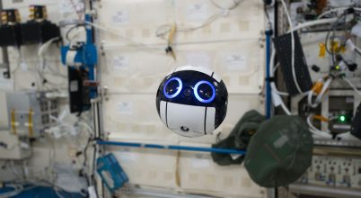 A nap képe: Int-Ball a legújabb drón