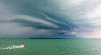 A nap képe: A vihar érkezése