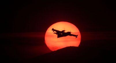 A nap képe: Szomjazva vár a forró hegyoldal
