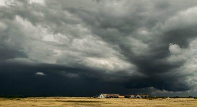 A nap képe: Vihar készülődik a Hortobágy felett