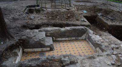 Nácik és szovjetek által elpusztított rituális fürdőt tártak fel Vilniusban