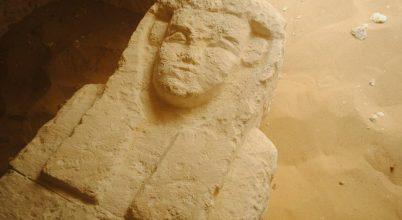 Új nekropoliszt fedeztek fel Egyiptomban