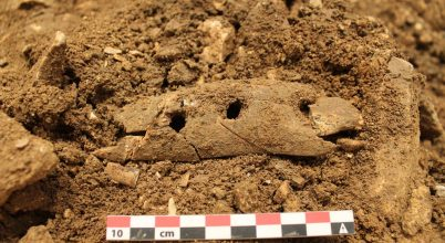 42 ezer éves ékszereket találtak a Sváb-Alb-hegységben