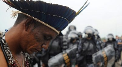 Védett területen adtak engedélyt a bányászatra az Amazonasnál