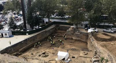 Metróépítés közben bukkantak rá egy 6000 éves épületre