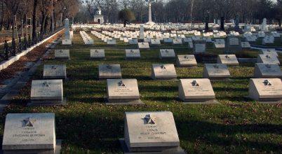 A II. világháborúban elesett katonák holtteste került elő Nyíregyházán
