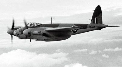Ritka II. világháborús repülőt építenének újjá