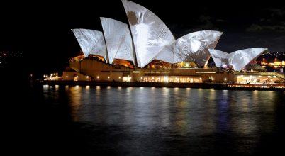 Mesterséges zátonyt építenek a Sydney-i Operaház mellé