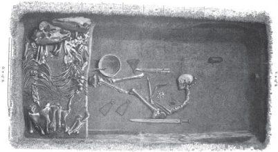 Kiderült: női harcosé volt az ikonikus viking sír