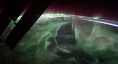 Az északi fény, ahogy csak kevesen láthatják