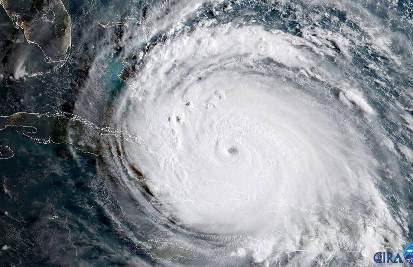 Így kebelezte be a Karib-térséget az Irma