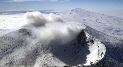Ismeretlen ökoszisztéma rejtőzhet az Antarktisz meleg barlangjaiban